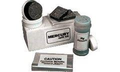 Mercsorb - Model MERC-SK25 - Powder Mercury Spill Kit