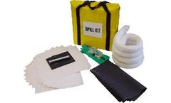 Model CSKU40 - Universal/Chemical Vehicle Spill Kit