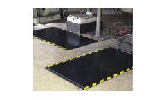 Happy Feet Anti-Fatigue 2 x 3 Wet/Dry Indoor Mat