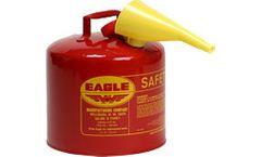 Eagle - Model UI-50-FS - 5 Gallon Metal Gas Can