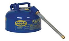 Eagle - 2 Gallon Kerosene Safety Can with 5/8
