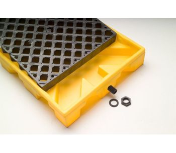 Ultra-Spill Deck P2 Low Profile 2 Drum-1