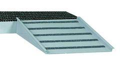 Little Giant Steel Spill Pallet Ramp - Low Profile Model Pallets Only