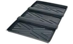 Rack Containment Spill Tray - Three Tray System