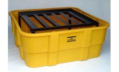 Eagle - Model 1680 - IBC Spill Containment Unit