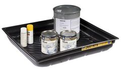 Justrite EcoPolyBlend - Model 28718 - Spill Containment Tray