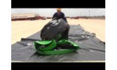 Foam Wall Ultra Containment Berm - Video