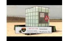 Economy Ultra Containment Berm - Video