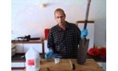 1 Step - The Rust Killer - Rust Converter Demonstration - Video