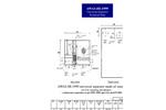 AWAS - Model HI 1999 - Freestanding Oil-Water Separator Datasheet