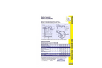 AWAS - Model Galaxie 2002 - Vortex Separator Datasheet Datasheet