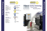 AWAS - Surface Technology for Process Water Recycling Plants Brochure
