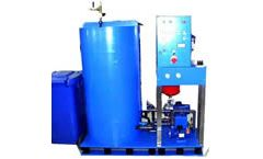 AWAS - Model Bioair - Wash Water Recycling Plant
