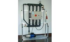 AWAS - Model Aeros - Supplementary Water Aeration/Flotation System
