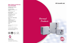 Filtered Air Drying Cabinet Brochure
