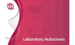 Model R - Sterilizing Touchclave - Autoclave Brochure