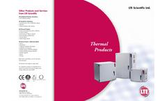 Model OP Series - Ovens / Sterilizers Brochure