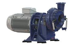 Continental - Model TCB-15 - Singlestage Turbo Compresor