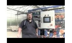 Innovative Electrostatic Deionization Technology for use in the Greenhouse Industry Video