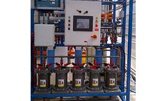 Current Water - Electro Static Deionization System (ESD)