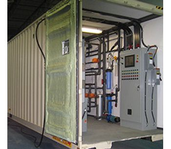 Lower Concentrations Ammonia Removal System-2