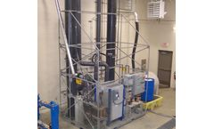 AmmEL - Model HC - Higher Concentrations Ammonia Removal System