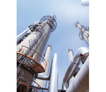 Pneumatic transport for bulk material handling - Logistics