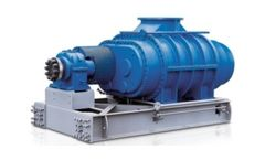 Model Series GR - Process Gas Positive Displacement Blowers