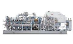AERZEN - Model VMY Series - Oil-Injected Screw Compressors