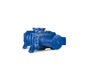 Aerzen - Canned Motor Positive Displacement Blowers