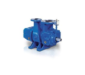 Aerzen - VACUUM with Pre-Inlet Cooling Positive Displacement Blowers