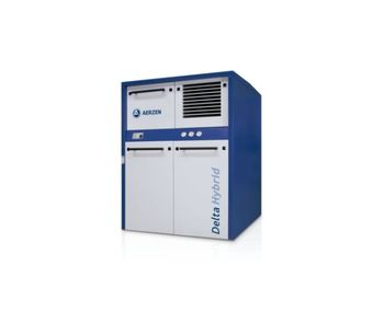 Aerzen Delta Hybrid - Rotary Lobe Compressor Unit