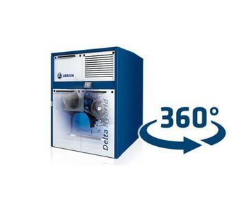 Rotary Lobe Compressor Unit-3