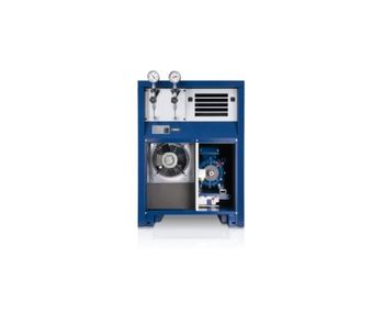 Biogas Packaged Unit - Positive Displacement Blowers-1