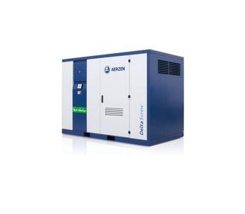 Aerzen Delta Screw - Gas Screw Compressor Units With Direct Drive