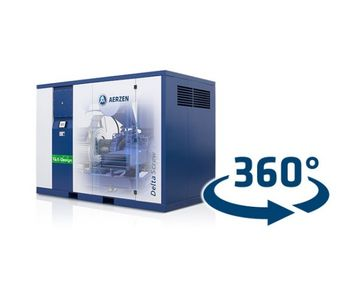 Gas Screw Compressor Units With Direct Drive-2