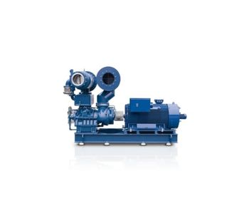 Gas Screw Compressor Units With Direct Drive-4