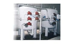 Model DOC Series - Automatic Activated Carbon Filtration Systems