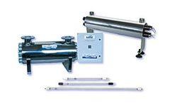 ULTRAMAX - Model HC Series - Industrial Ultraviolet (UV) Sterilization ystems