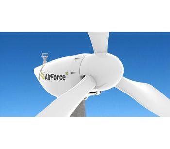 FuturEnergy - Model AirForce 10 - 10kw Horizontal Axis Wind Turbine
