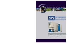 Environmental Test Chambers Brochure