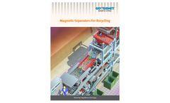 Goudsmit Magnetic Separators Brochure