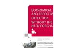 High Performance Sensor with Belt Conveyor ALUSCAN Series- Brochure