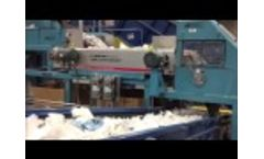 Eddy Current Separator by Bunting Magnetics Co. - Video