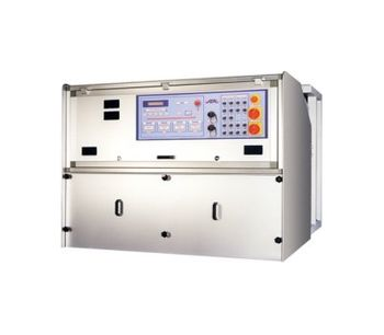 Crystal - Glass Cullet Optical Sorters
