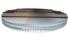 Pall Ring - Model Chevron Type - Eliminators