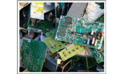 Electronic Scrap Refining