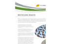 Recycling Waste Brochure