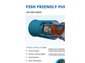 Bedford - Model SAF/SBF - Fish Friendly Pumps