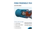 Bedford - Model SAF/SBF - Fish Friendly Pumps- Brochure